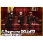 D.Gray-man 動画 103話