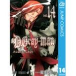 D.Gray-man 動画 16話