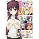 new game 2期 4話 動画