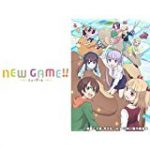 new game 2期 3話 動画
