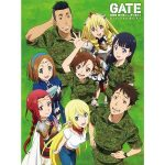 gate 自衛隊 動画